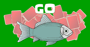Go Fish Addition Style Math Game